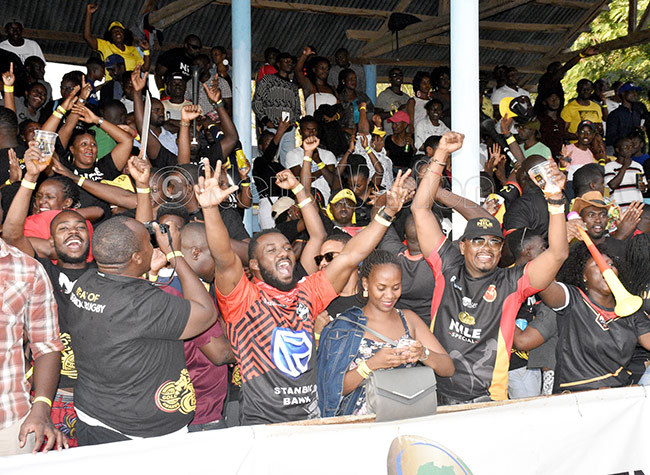 gandan rugby fans enjoyed some memorable moments in 2019