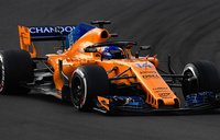 McLaren drivers take pay cut amid cost-cutting measures