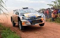 Kenyan Baryan retains Pearl of Africa Rally title
