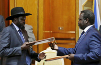 South Sudan activists ramp up pressure for unity government