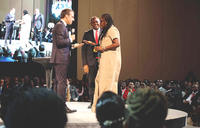 President Macron cautions Africa on population growth