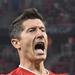 Lewandowski named UEFA men's player of the year
