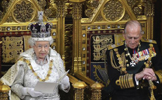 This week's top story was on the outcome of the Queen's Speech
