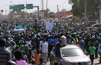 Gambia will arrest ex-president Jammeh if he returns - minister