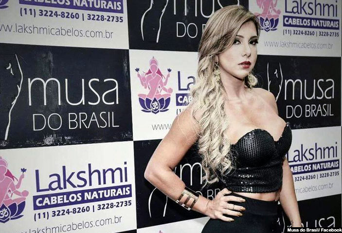 aquel dos antos 28 died onday in a suburb of io de aneiro after receiving an acid injection in her face