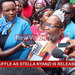 Scuffle as Stella Nyanzi is released