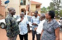 Bobi Wine's family want him tried in Kampala