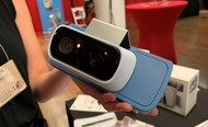 Hands on: BodyGuardz's portable video peephole could be perfect for apartment dwellers