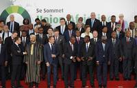 Slavery scandal overshadows EU-Africa summit