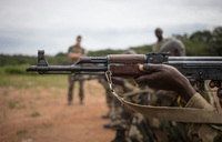 African leaders grapple with failure to 'silence the guns'