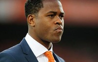 Dutch football legend Kluivert in Uganda