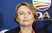 Opposition ex-leader Zille faces suspension over tweet