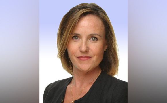 Sarah Melvin, newly appointed head of UK at BlackRock