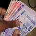 Shilling likely to fall further behind dollar next week