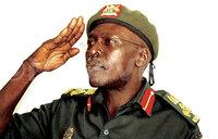 Museveni promotes Kasirye Ggwanga to Major General