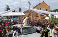 Thousands grace national youth conference