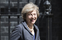 May holds out promise of new Brexit referendum