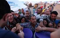 Sunni militants seize more Iraq towns as US presses unity