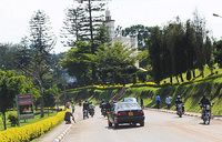 Entebbe is Uganda''s cleanest town