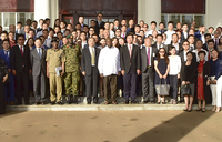Museveni reassures Chinese investors on security