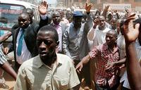 FDC's Kizza Besigye arrested