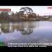 The beautiful scenery that surround Kabaka's Lake