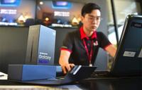 Exploding phone battery: Samsung begins S.Korea exchange