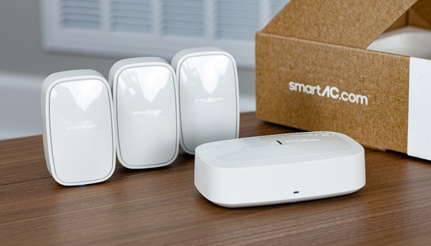 SmartAC.com says its sensors and service can predict HVAC maintenance needs and prevent costly breakdowns