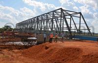 Kabaale Bridge nears completion