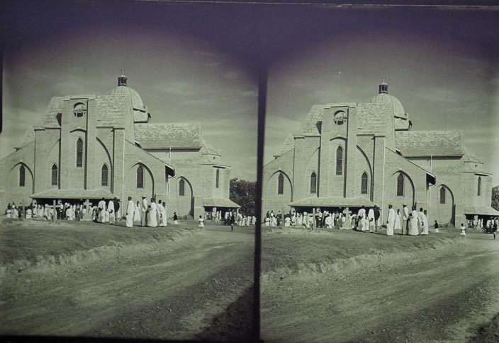 mages of t auls athedral amirembe from the first half of the 20th century originally photographed by r  chofield reproduced by uuk an der erg