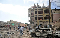 Death toll rises to 39 in Mogadishu bombing