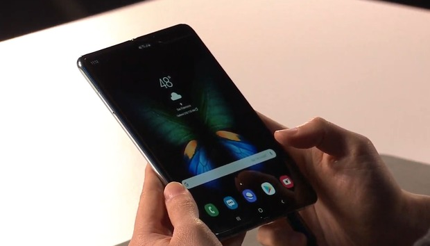 The redesigned Samsung Galaxy Fold's best feature might be the service, not the design