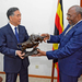 Rugunda asks China for support to solve regional conflicts