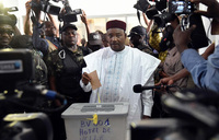 Issoufou far ahead in Niger presidential election count