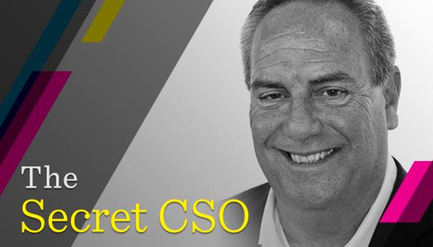 Secret CSO: Rick Howard, Palo Alto Networks