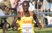 Mutai, Cheptegei carrying Uganda's medal hopes at World Championships