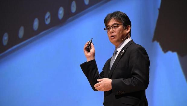 Tokita's dream: The incoming president's plan to transform Fujitsu's fortunes