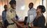 New Vision NiE team woos Gulu chairperson
