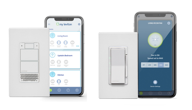 Leviton's Alexa-powered Decora Smart Voice Dimmer is finally available for purchase
