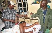 Buvuma shooting: Police detective arrested