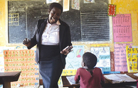 Uganda teacher and school effectiveness project