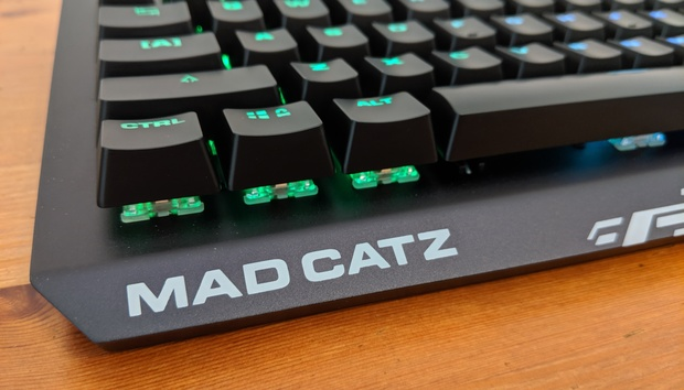 Mad Catz S.T.R.I.K.E. 4 review: The resurrection continues with this surprisingly normal keyboard