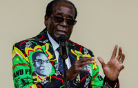 Divided Zimbabwe bids farewell to Mugabe with a state funeral
