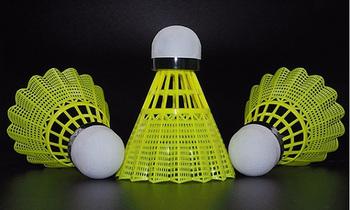 Badminton shuttle 350x210
