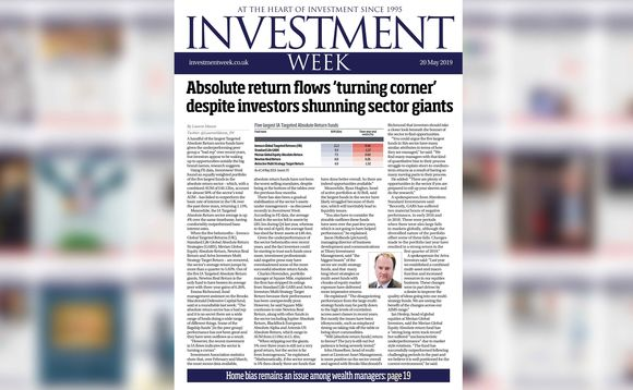 Investment Week - 20 May 2019 digital edition