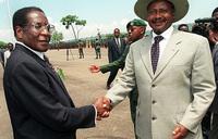 PICTURES: When Mugabe visited Uganda