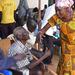 Elderly use govt cash for food