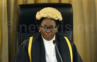 Kadaga wants govt contracts reserved for women, youth