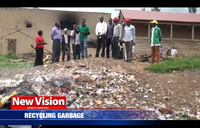 Schools encouraged to recycle garbage