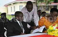 Kibuule urges youth on self enterprise, roots for youth SACCOs
